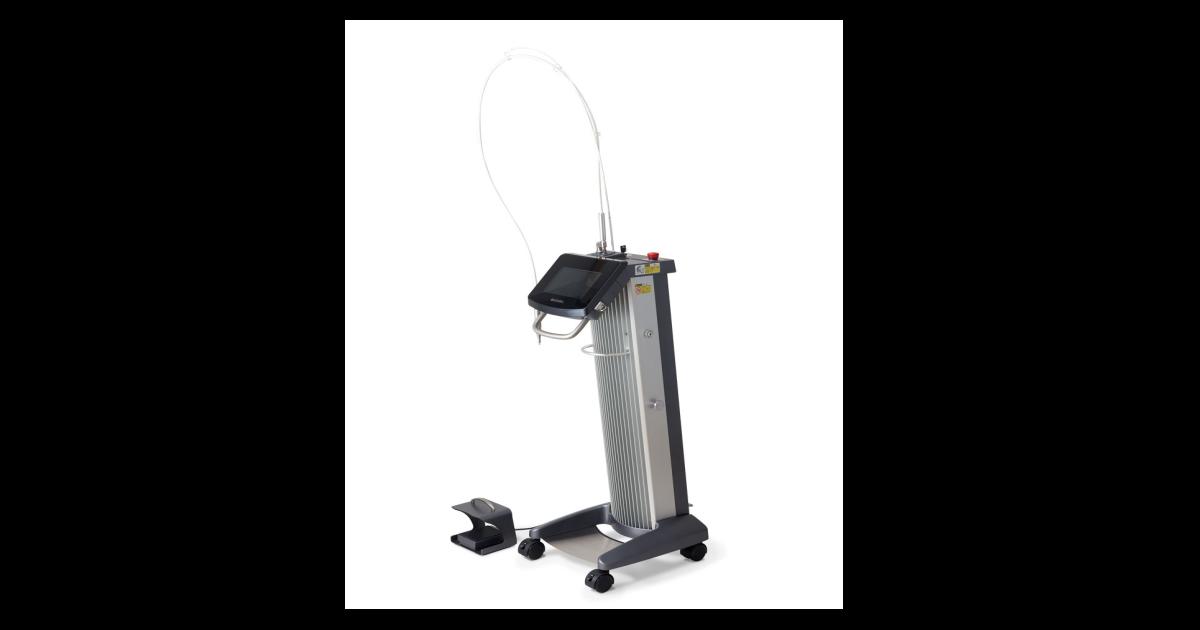 CO2レーザー治療装置